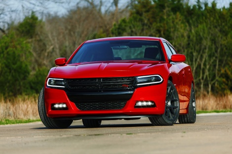 Dodge Charger Wins the Residual Value Award
